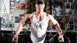 Wwe John Cena - Workout,Diet,Age,Size and Wallpapers | Fitness and Workout | Scoop.it