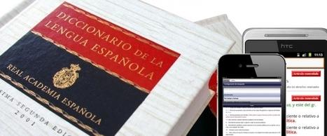 DRAE, el diccionario de la lengua en tu bolsillo   Brain and Language   Scoop.it