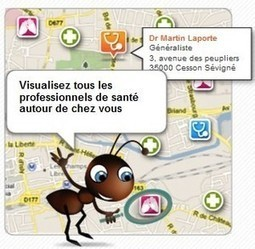 illustrer les possibilités de l'Open Data par l'exemple : Fourmi Santé ... | OpenGov | Scoop.it