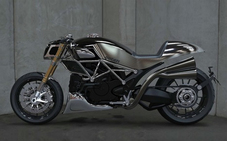 Diavel 0331 | Cafe racers chronicles | Scoop.it