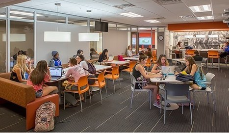 From Learning Commons to Learning Communities | JRD's higher education future | Scoop.it