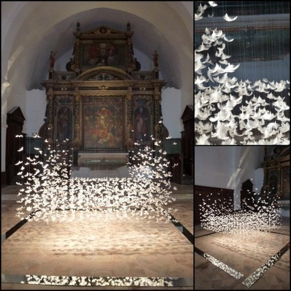 "Isa Barbier: ""At the dawn of ... "" 