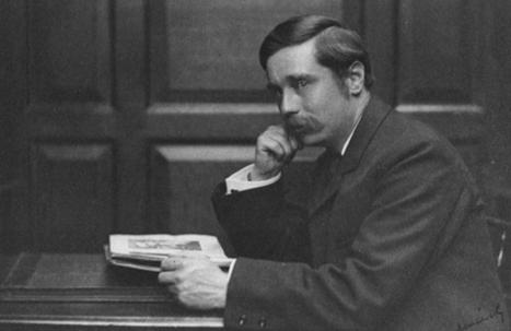 Los marcianos que nunca llegaron: H. G. Wells y 'La guerra de los mundos' | Crónicas de Lecturas | Scoop.it
