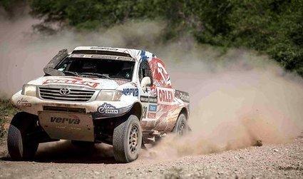 Abu Dhabi Desert Challenge: Dąbrowski dachował na wydmach - SportoweFakty.pl | Polski Off-road | Scoop.it