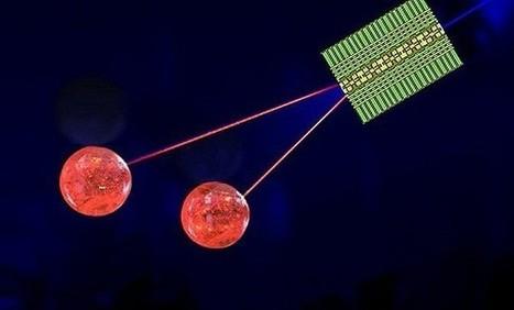 Dispositivos superconductores de interferencia cuántica, ¿hacia un horizonte de eventos artificial? — Noticias de la Ciencia y la Tecnología (Amazings®  / NCYT®)   superconductor   Scoop.it