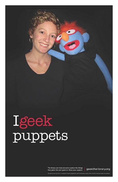 "Julie_Puppets | Buffy Hamilton's Unquiet Commonplace ""Book"" | Scoop.it"