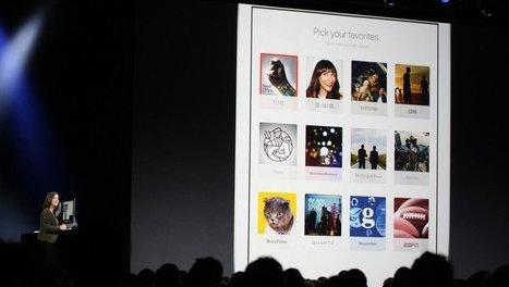 News : la petite bombe d'Apple dans les médias | LINKSWITCH | Scoop.it