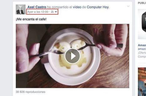 Cómo descargar vídeos de Facebook sin programas | Educació i TICs | Scoop.it
