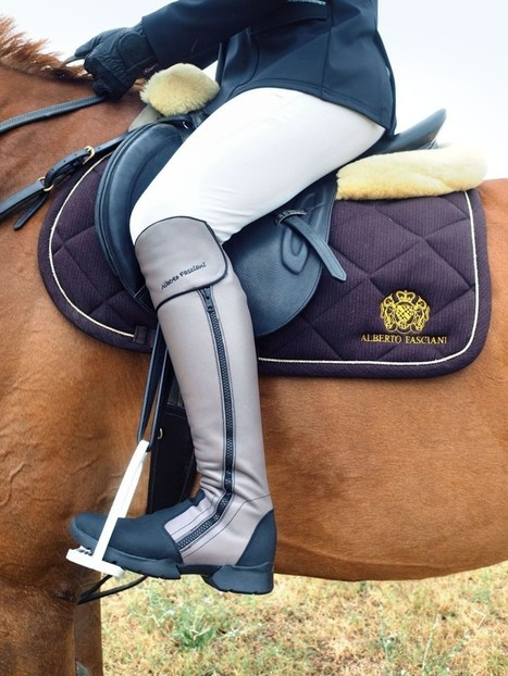 THE NEW RIDING BOOTS COLLECTION | Alberto Fasciani | Le Marche & Fashion | Scoop.it
