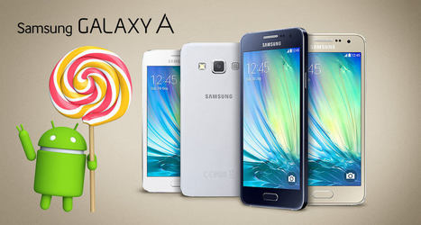 [Firmware Download] Samsung Galaxy A3 official Android 5.0.2 Lollipop update is Rolling-out in Malaysia | YouMobile | Scoop.it