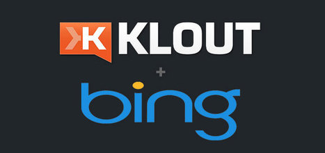 Connect Your Social Profiles to Bing with Klout-verified Snapshots | Influence Marketing Strategy | Scoop.it