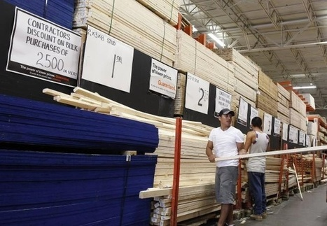US Lumber Prices To Rise As Increased US House Building Offsets Effect Of Decreased Chinese Construction | timber industry | Scoop.it