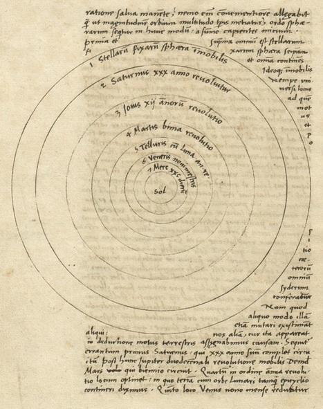 Cuando la Tierra dejó de ser el centro del Universo | Biología de Cosas de Ciencias | Scoop.it