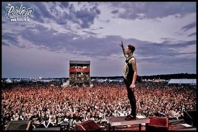 Mitch Lucker, le chanteur de Suicide Silence est mort | Webmarketing, Medias Sociaux | Scoop.it