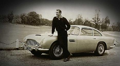 Aston Martin, une histoire (populaire) du luxe - Marketing digital | Héros et personnages | Scoop.it