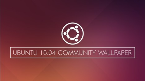 Meet the 10 Ubuntu 15.04 Vivid Vervet Community Wallpaper - Ubuntu Portal | Ubuntu Desktop | Scoop.it
