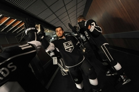 Teammates describe course of Doughty's leadership | Leadership in hockey | Scoop.it