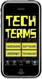Tech Terms iPhone App! | Aplicaciones en la sala de clases | Scoop.it