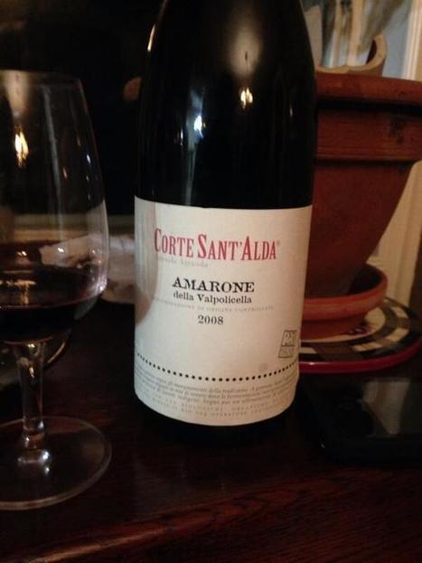 Twitter / sohotribeca: Great Italian tasting tonight ...   Terroir Amarone   Scoop.it