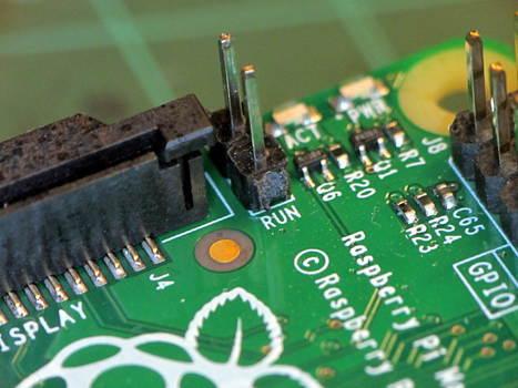 Raspberry Pi Model B+ Reset Connector | Raspberry Pi | Scoop.it