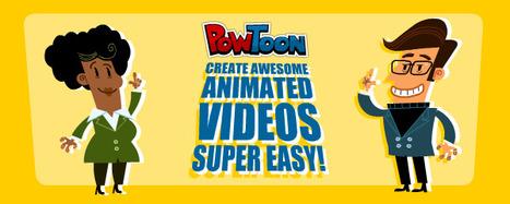 Crea vídeos y presentaciones animadas con PowToon - Euskadi+innova | TIC, Educación e Innovación | Scoop.it