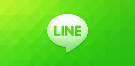 Line, un concurrent sérieux à Facebook ? | Mnemosia: Graphics, Web, Social Media | Scoop.it