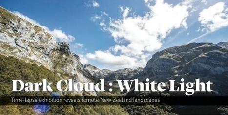 Time-lapse exhibition Dark Cloud: White Light reveals remote New ... | GoPro Fun | Scoop.it