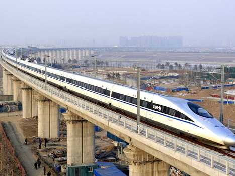 China Is Spending $100 Billion On 4,100 Miles Of New Railway Lines This Year | China | Scoop.it