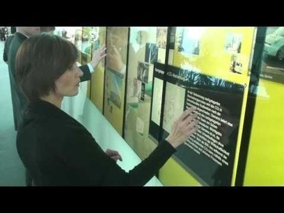 Touch, the web and the environment - World's largest public multitouch interactive display wall | Ambient Learning | Scoop.it