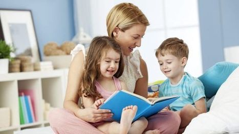 Reading for pleasure boosts children academically and emotionally   Reading + Children   Scoop.it