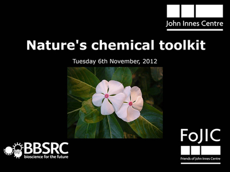 Nature's chemical toolkit | Plant Science | Scoop.it