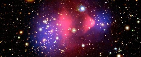 Dark matter might be made of super-heavy particles almost as big as human cells | The virtual life | Scoop.it