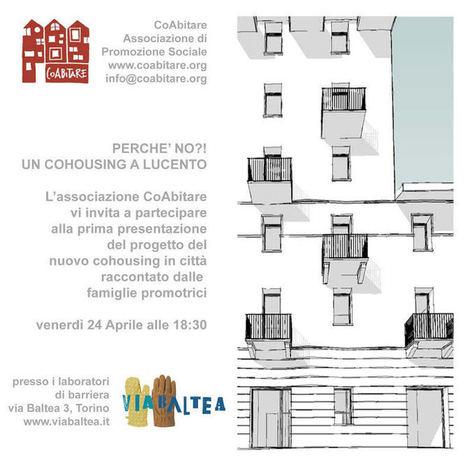 COHOUSING A LUCENTO - TORINO | COHOUSING ITALIA | Scoop.it