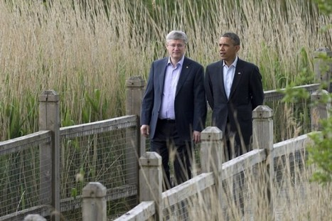 Obama to Harper on TransCanada: Don't call us, we'll call you | Media Relations: Pipeline | Scoop.it