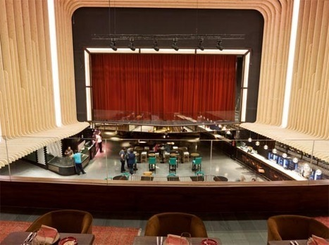 Platea Madrid opens: Former cinema now a gourmet space in central Madrid | Meet in Spain-es | Scoop.it