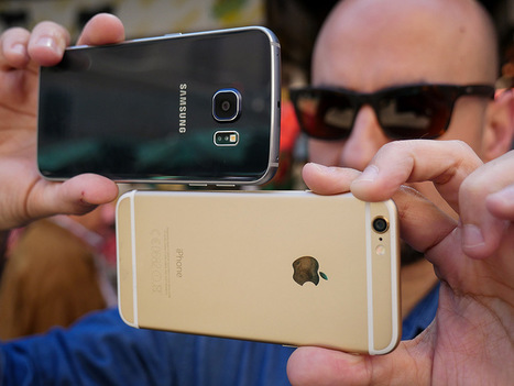 Galaxy S6 Edge versus iPhone 6: duelo fotográfico | Fotografía hoy | Scoop.it