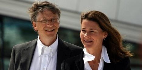 Bill & Melinda Gates, les nouveaux prophètes de l'e-learning | digital learning | Scoop.it