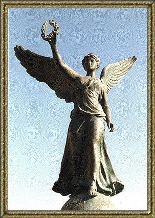 Victoria,diosa del triunfo | Dioses De Roma | Scoop.it