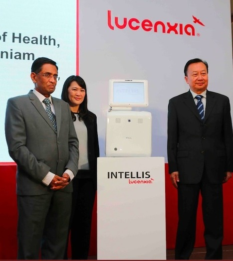 Malaysia's First Affordable Home Automated Peritoneal Dialysis Machine with Telemedicine | Peritoneal dialysis | Scoop.it