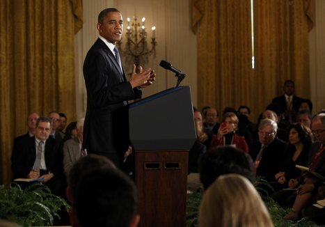 President Obama answers questions on fiscal cliff, four-star generals | United States Politics | Scoop.it