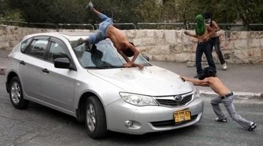 Israeli settler runs over little child in Hebron | Occupied Palestine | Scoop.it