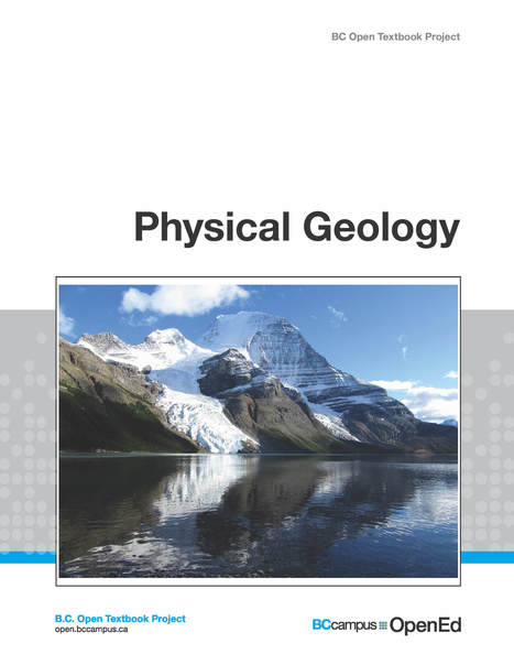 Physical Geology | Open Textbook | Open Textbooks | Scoop.it