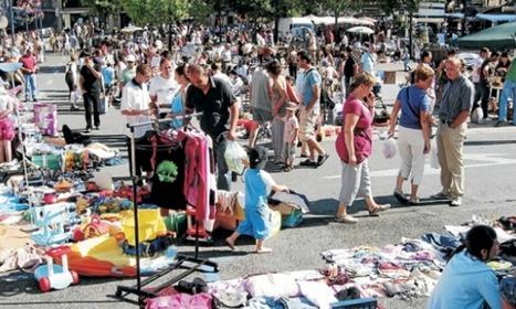 La grande braderie de l'Union commerciale de Mayenne, c'est ce dimanche !   Unions Commerciales   Scoop.it