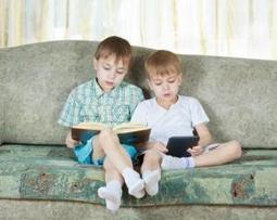The kids are digitally all right | FutureBook | Publishing Digital Book Apps for Kids | Scoop.it