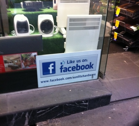 Have you got a Facebook sign? | Social Rabbit | Bibliothèque et Techno | Scoop.it