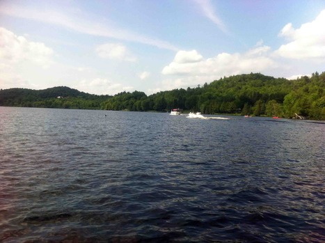 Fishing & Boating in the Gatineau River, Canada - Stop Having a ... | I love boating | Scoop.it