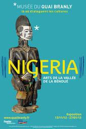 Musée du quai Branly - Nigeria, arts de la vallée de la Bénoué - du 13 novembre au 27 janvier 2013 | Les expositions | Scoop.it