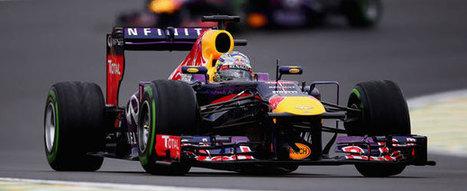 Red Bull Sees 3D Printing in the Future of Formula 1 Racing | Desktop 3D Print | Scoop.it
