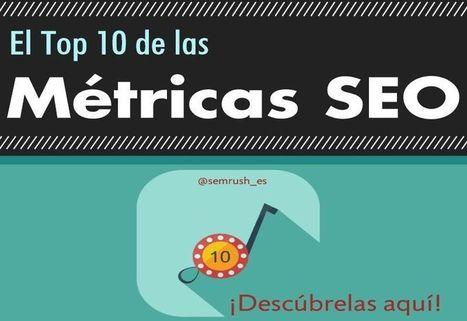 Top Ten de las Métricas SEO (infografía) | Las Tics y las ciencias de la informacion | Scoop.it