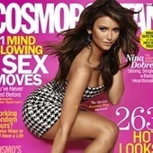 Nina Dobrev and her 21 mind blowing sex moves in Cosmo | Movie hotties | Scoop.it